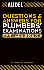 Audel Questions and Answers for Plumbers′ Examinations