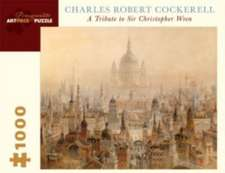 Tribute To Christopher Wren 1000 Puzzle