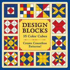 Bpz Design Blocks/16 Cubes:  Volume II