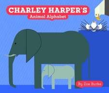 Charley Harper's Animal Alphabet:  Catcards Notecard Folio