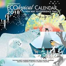 Ecological Calendar 2018 Wall Calendar