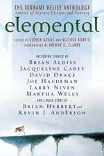 Elemental:  Stories of Science Fiction and Fantasy