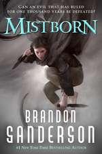Mistborn:  The Elephants' Graveyard