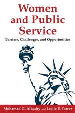 Women and Public Service