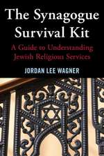 The Synagogue Survival Kit