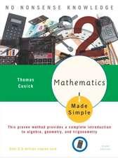 Mathematics Made Simple:  Sixth Edition