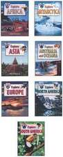 Explore the Continents