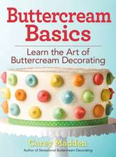 Buttercream Basics