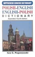 Polish-English / English-Polish Concise Dictionary