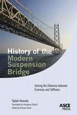 History of the Modern Suspension Bridge