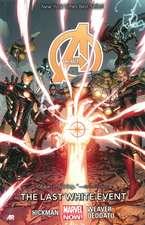 Avengers Volume 2: The Last White Event