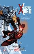 Uncanny X-Men Volume 2: Broken (Marvel Now)