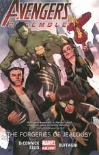 Avengers Assemble: The Forgeries of Jealousy (Marvel Now)