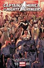 Captain America & The Mighty Avengers Volume 2: Last Days