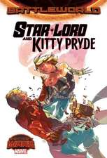 Star-lord & Kitty Pryde