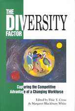 The Diversity Factor: Capturing the Competitive Advantage of a Changing Workforce