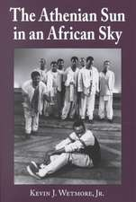 The Athenian Sun in an African Sky:  Modern African Adaptations of Classical Greek Tragedy