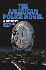 The American Police Novel:  A History