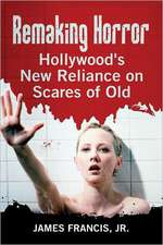 Remaking Horror:  Hollywood's New Reliance on Scares of Old