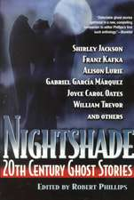 Nightshade: 20th Century Ghost Stories