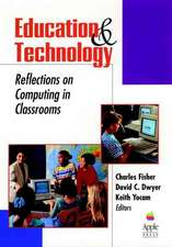 Education and Technology: Reflections on Computing in Classrooms