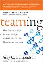 Teaming:  The Definitive Guide to Questionnaire Design -- For Market Research, Political Polls, and Social and Health Questionna