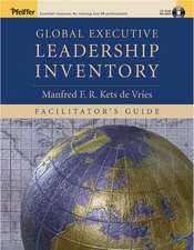 Global Executive Leadership Inventory (GELI), Observer: Observer