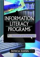 Information Literacy Programs