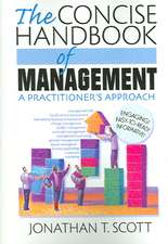 The Concise Handbook of Management