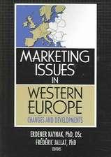 Kaynak, E: Marketing Issues in Western Europe