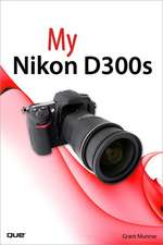 My Nikon D300s