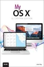 My OS X:  Microsoft Excel