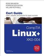 Comptia Linux+ Xk0-004 Cert Guide