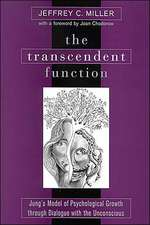 The Transcendent Function