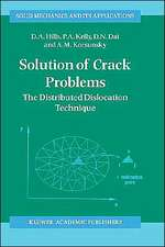 Solution of Crack Problems: The Distributed Dislocation Technique