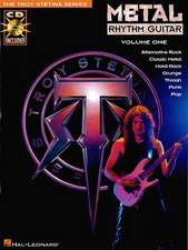 Metal Rhythm Guitar, Volume One [With CD]