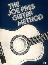 Joe Pass Guitar Method:  Trombone
