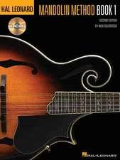 Hal Leonard Mandolin Method Book 1 [With CD]:  Piano Solo
