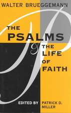Psalms and Life of Faith:  Slave Religion and Black Theology