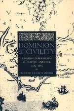 Dominion and Civility