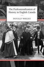 Professionalization of History in Englis