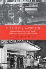 Miracles & Sacrilege