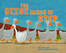 The Geese March in Step