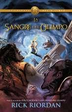 La Sangre del Olimpo (Blood of Olympus):  Los Heroes del Olimpo 5