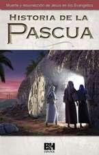 La Historia de la Pascua:  La Muerte y Resurreccion de Jesus en los Evangelios