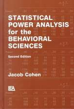 Statistical Power Analysis for the Behavioral Sciences, Second Edition:  Perspectives in Behavioral Medicine