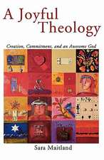 A Joyful Theology