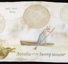 Accalia and the Swamp Monster