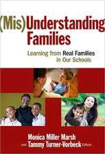 Misunderstanding Families