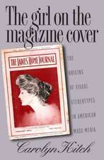 Girl on the Magazine Cover